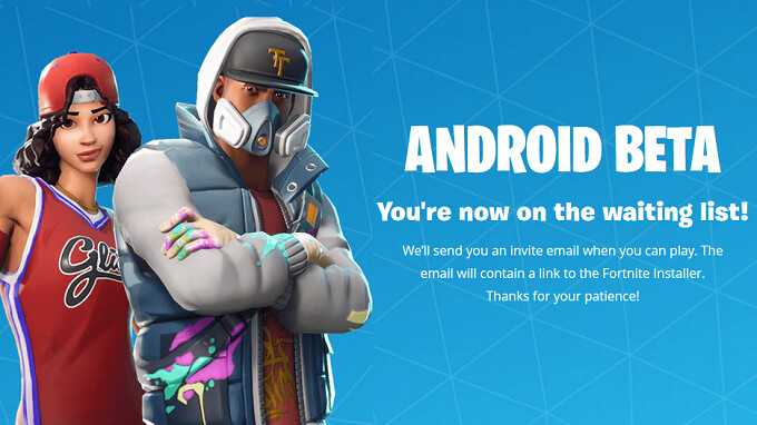 Android users can now request invites to the side store from