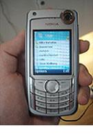 Skype on Symbian S60-based cellphones