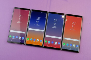 Samsung 'hopes' for strong Galaxy Note 9 sales, disputing Galaxy S9 flop claims