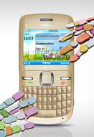 Nokia introduces C3, C6 and E5 messaging solutions