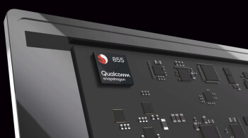 The Snapdragon 855 comes with 5G support, improved performance, richer multimedia capabilities