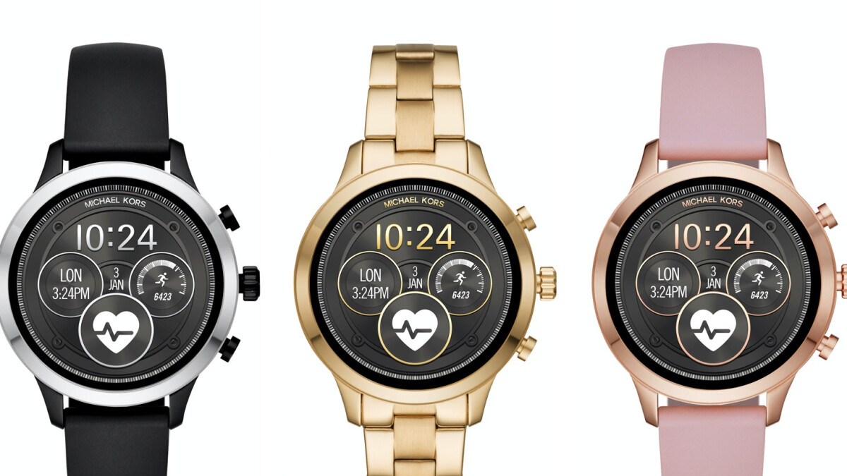 The latest Michael Kors smartwatch looks like a perfect blend of style and power
