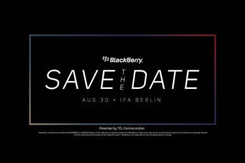 TCL to unveil new BlackBerry smartphone on August 30, KEY2 LE incoming?