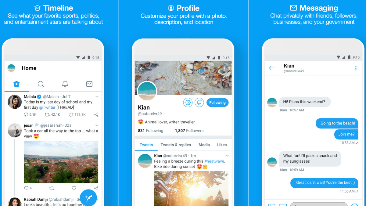 Twitter Lite availability expanded to 21 more countries