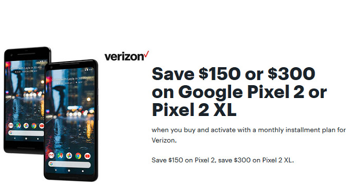 Best Buy once again takes $300 off the Pixel 2 XL, and $150 off the Pixel 2