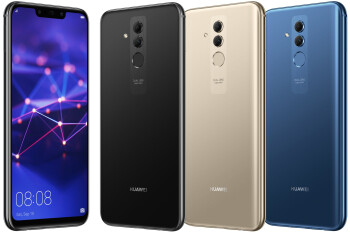 Another day, another Huawei Mate 20 Lite leak - this time, in three colors