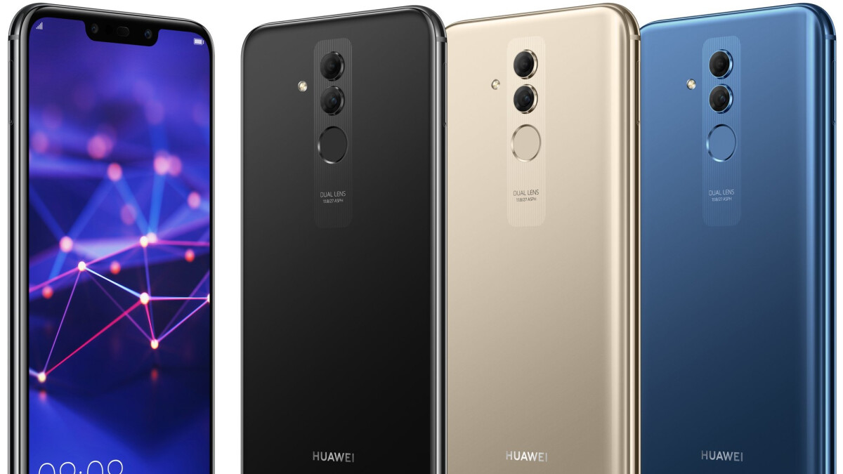 Image result for Huawei Mate 20 Lite