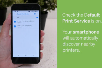 Android 9 Pie quietly gains native Wi-Fi Direct printing capabilities