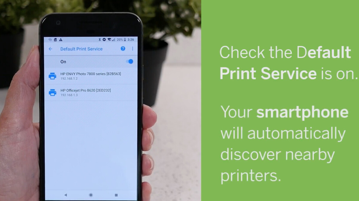 android 9 pie supports wi fi direct printing technology now