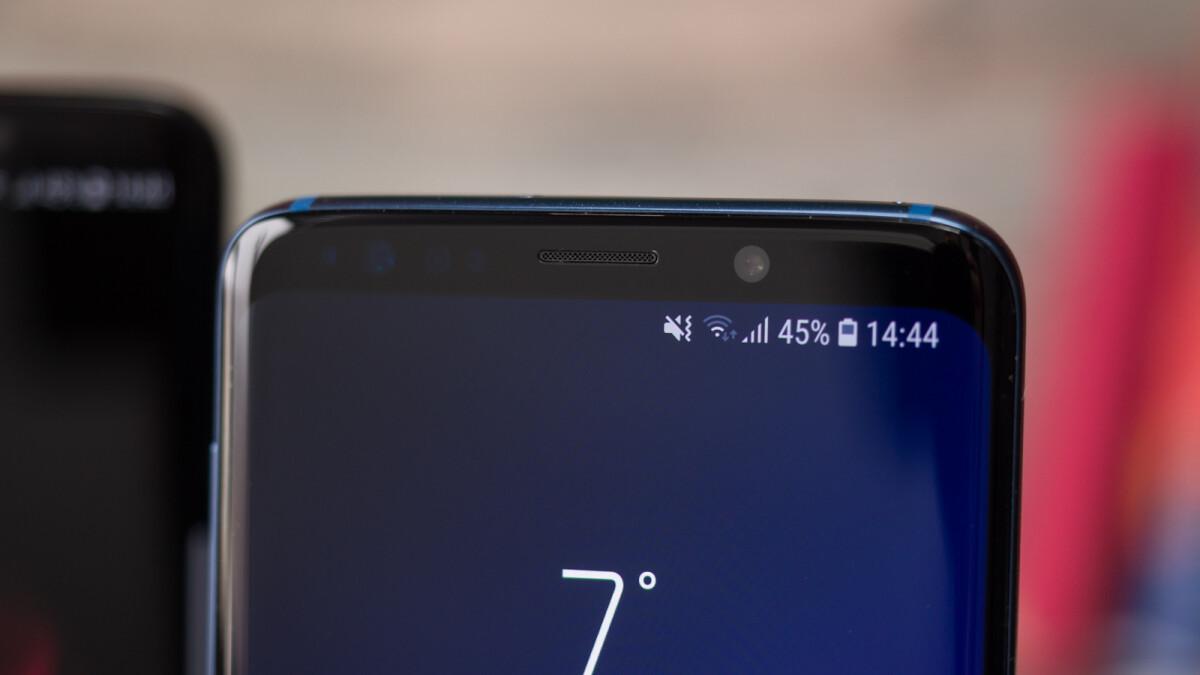 Samsung's latest patent details a self-healing oleophobic coating for smartphone displays