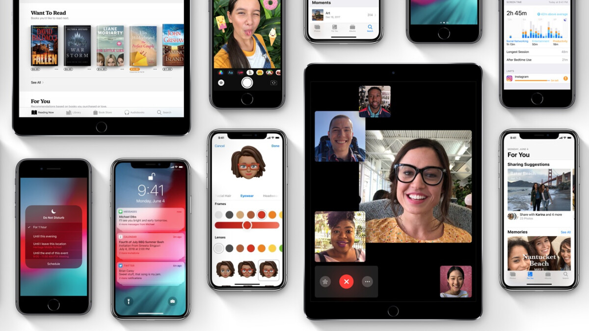 Apple's latest iOS 12 beta tries to fix everything the previous