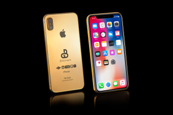 Luxury company sells a solid gold iPhone that doesn't exist yet