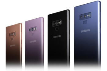 Samsung's 'largest yet' Galaxy display, or how the Note 9 was made