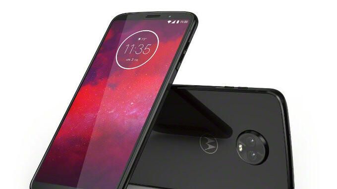 5G-upgradable Moto Z3 now available to purchase through Verizon for $480