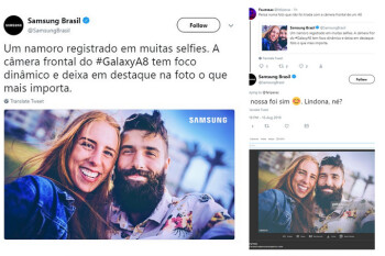 Busted! Samsung uses stock photos and claims they're from the Galaxy A8 (2018)