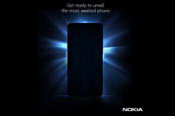 Nokia is unveiling