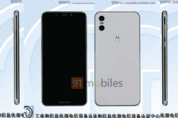 Motorola One gets certified in China: Design, battery capacity, and more get reconfirmed