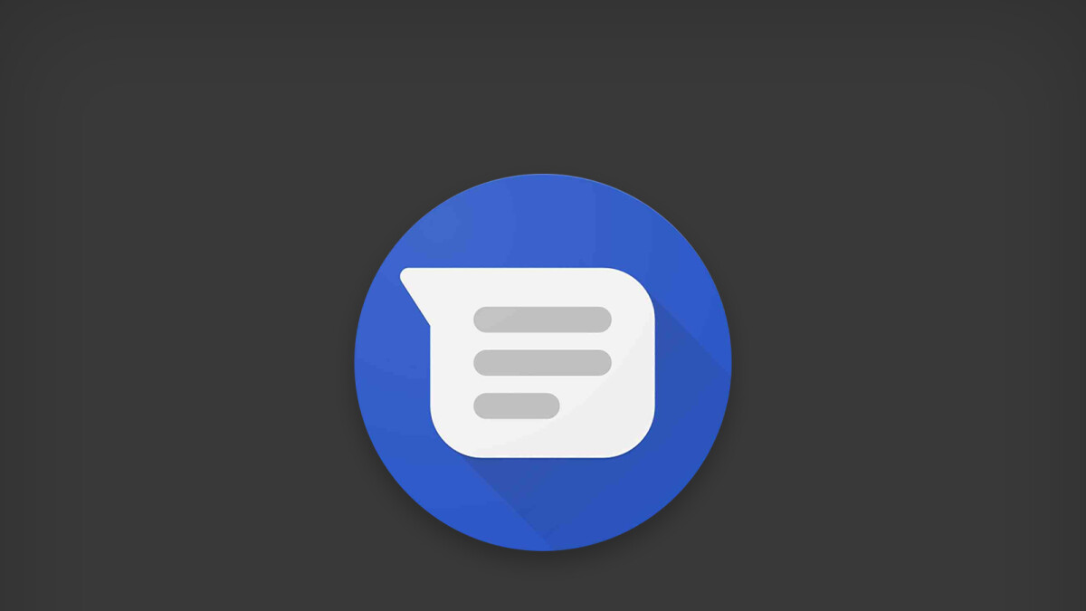 Android Messages Receives Minor Update…Holy Sh*t There's a Dark Mode!