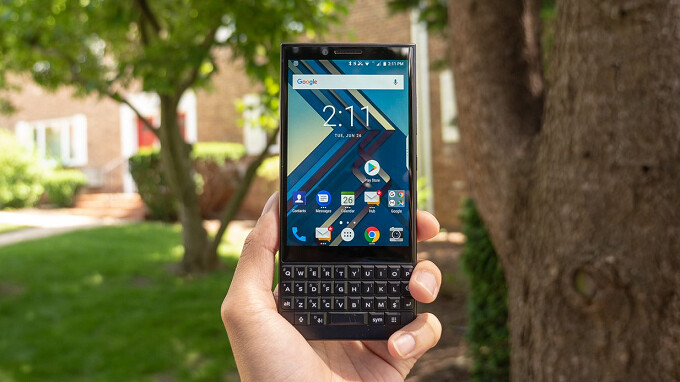 BlackBerry has updated five of its listed apps in the Google Play Store