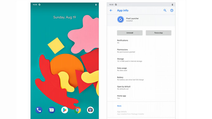 Google testing revised Pixel launcher that features one change to the