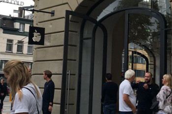Overheating iPad battery forces evacuation of Dutch Apple Store