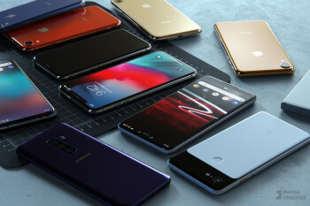 Galaxy S10 vs iPhone XS Plus vs LG V40 vs Pixel 3 XL: which one would you get? (results)