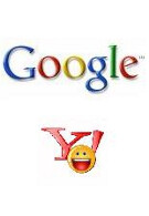 New Search button to allow choice between Google and Yahoo for iPhone OS 4.0
