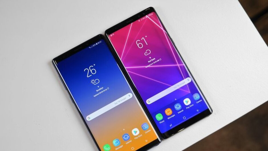 So, the Note 8 now costs $550... would you buy the Note 9 or Note 8?