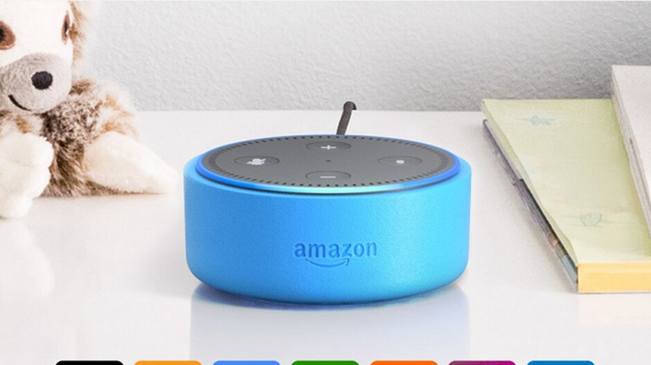 Kids Edition of Amazon Echo Dot adds new skills from Disney and others