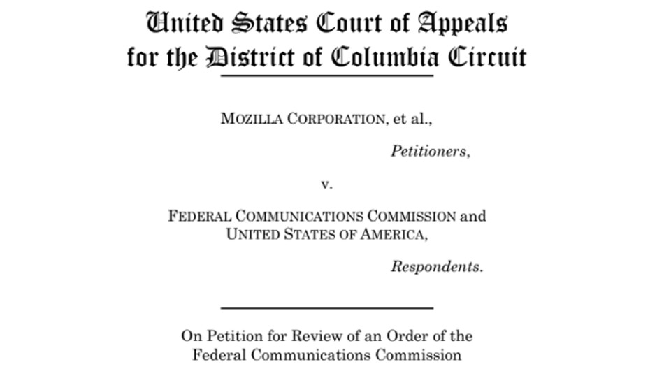22 states and the District of Columbia ask U.S. appeals court to bring back net neutrality