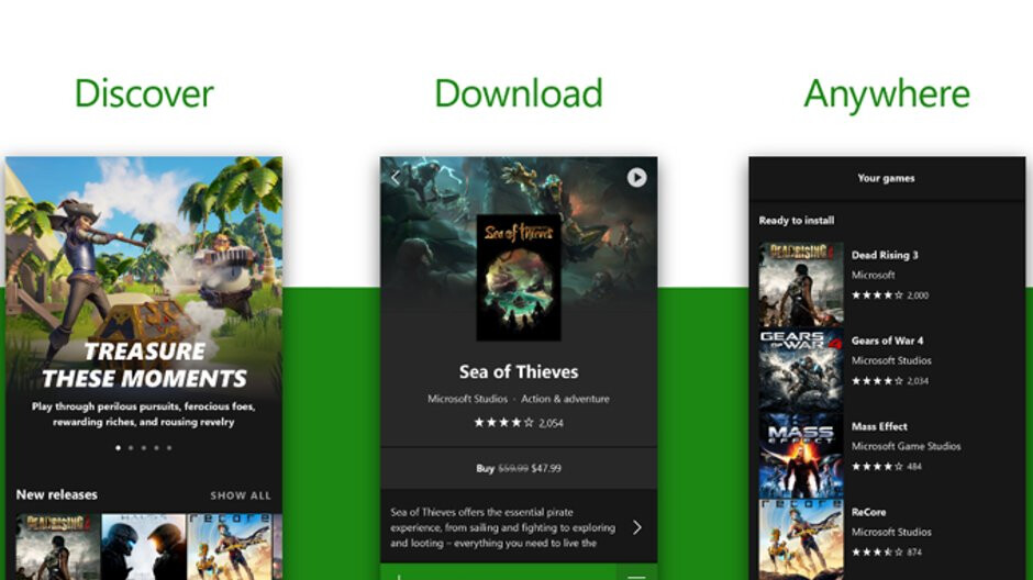 Microsoft launches new Xbox Game Pass app for Android and iOS