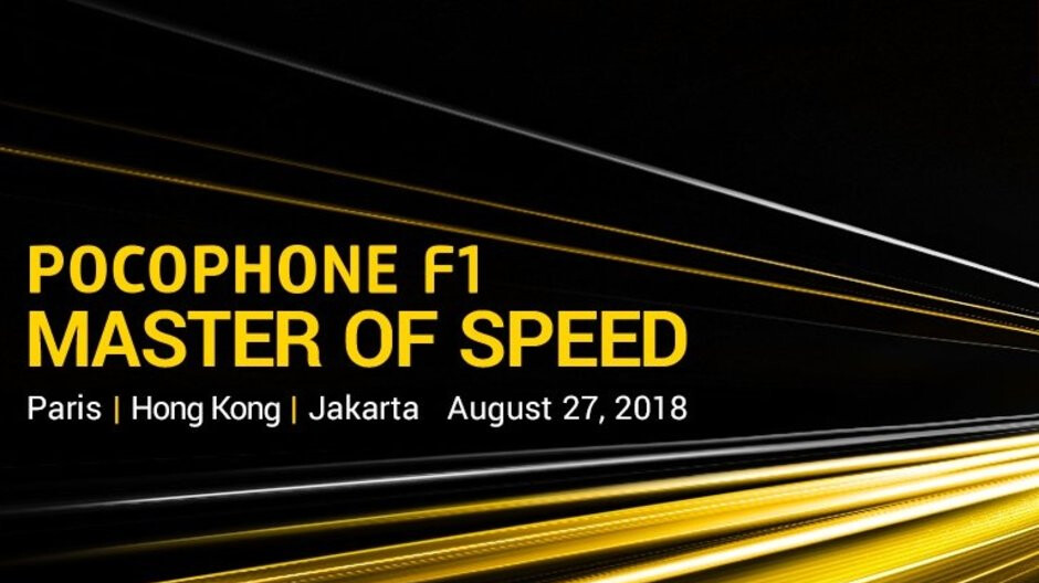 Xiaomi's Pocophone F1 is coming to France, Hong Kong, and Indonesia next