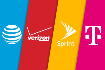 Verizon vs AT&T, T-Mobile and Sprint subscriber and profit margin charts paint it red
