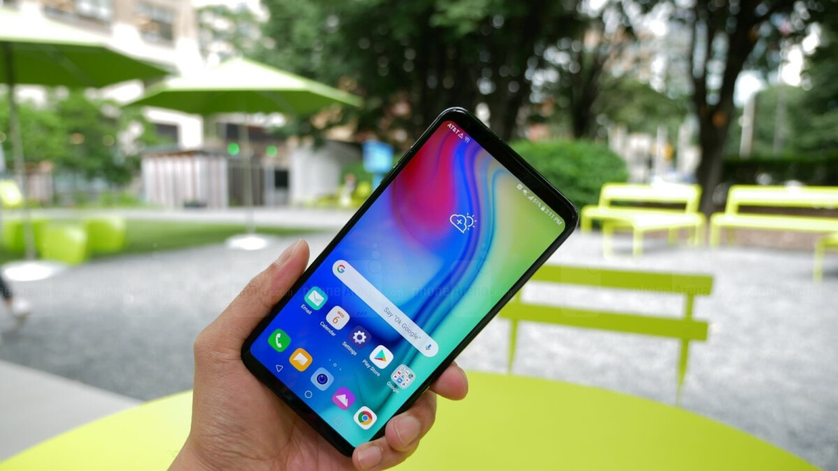 LG's V40 release date set after the new iPhones, V45 to follow as its first 5G phone