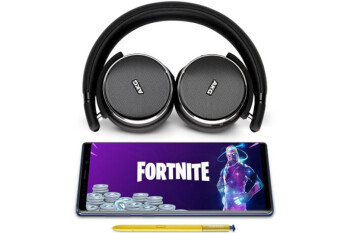 PSA: Samsung Galaxy Note 9 comes with free AKG headphones (or a Fortnite skin) only if you pre-order tomorrow at the latest