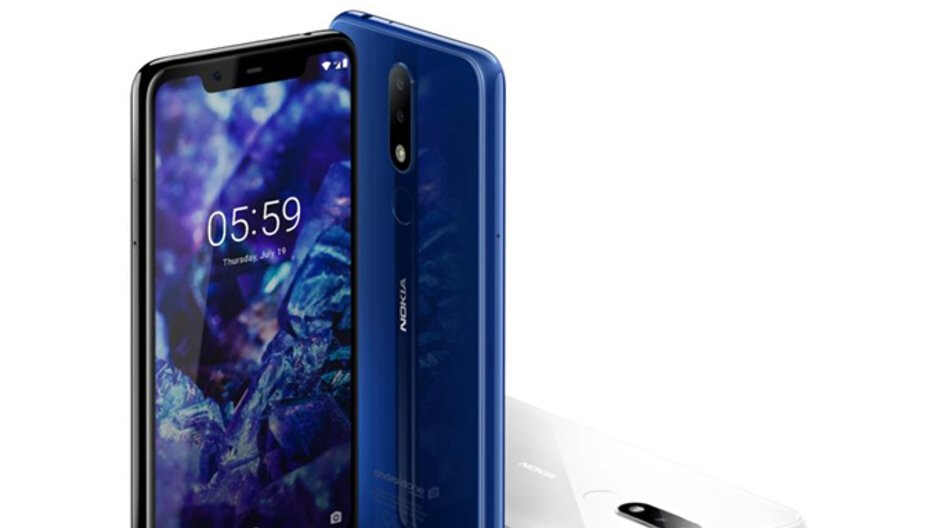 Nokia X7 leaked front panel confirms HMD's love for the notch