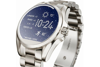 Deal: Michael Kors Access Bradshaw smartwatch is $150 off at Best Buy