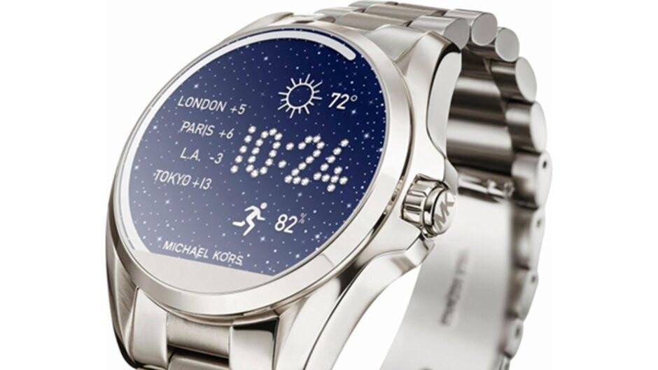 d0784b26229b Deal  Michael Kors Access Bradshaw smartwatch is  150 off at Best ...