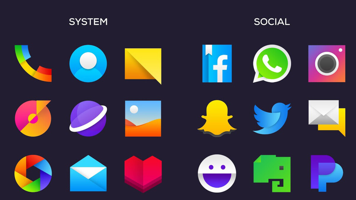 Best new icon packs for Android (Summer 2018)