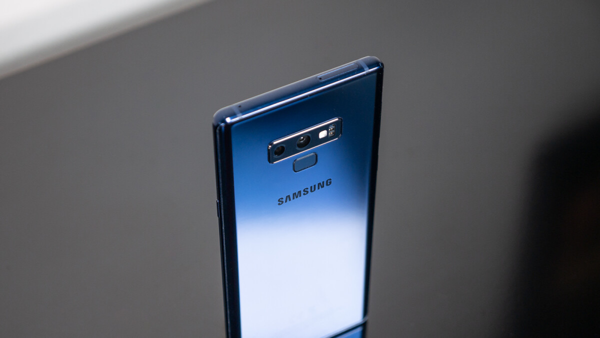 Samsung Galaxy Note 9 vs Google Pixel 2 XL: Night blind camera comparison