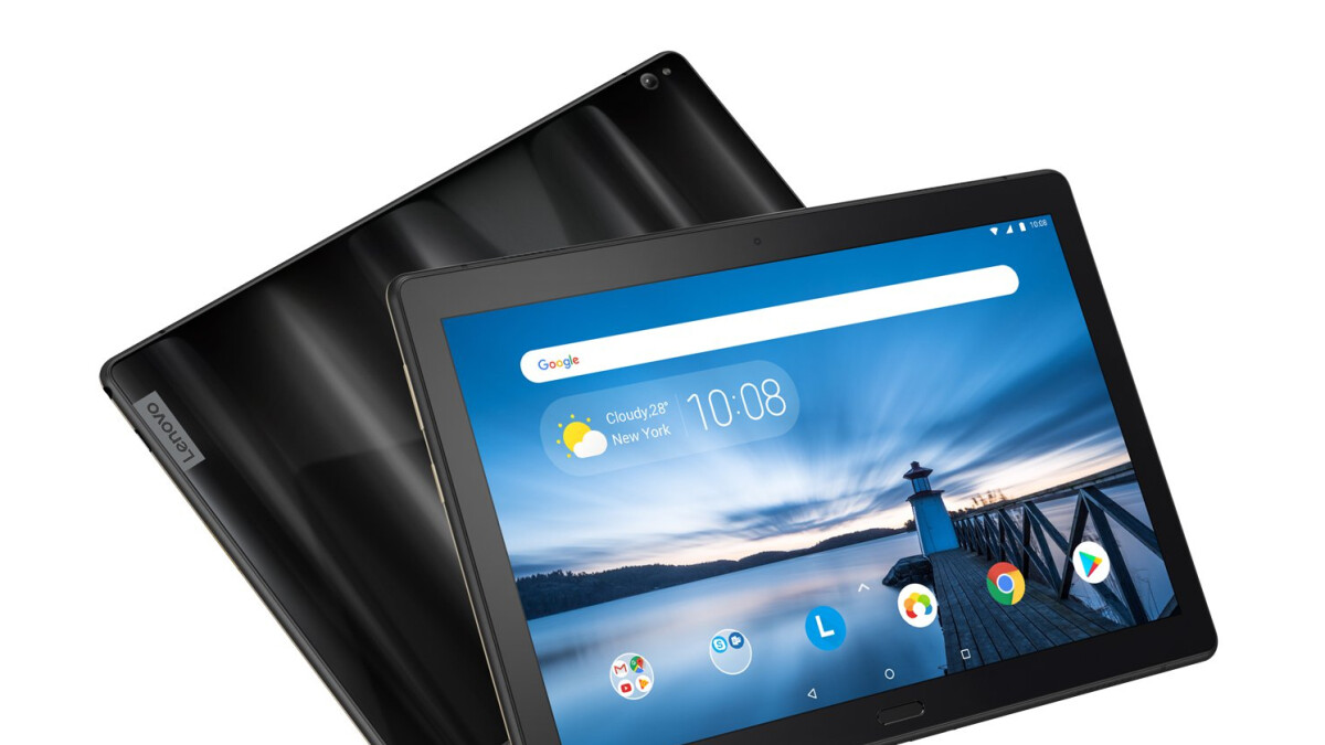 Lenovo intros five budget-friendly Android tablets, prices start at $70