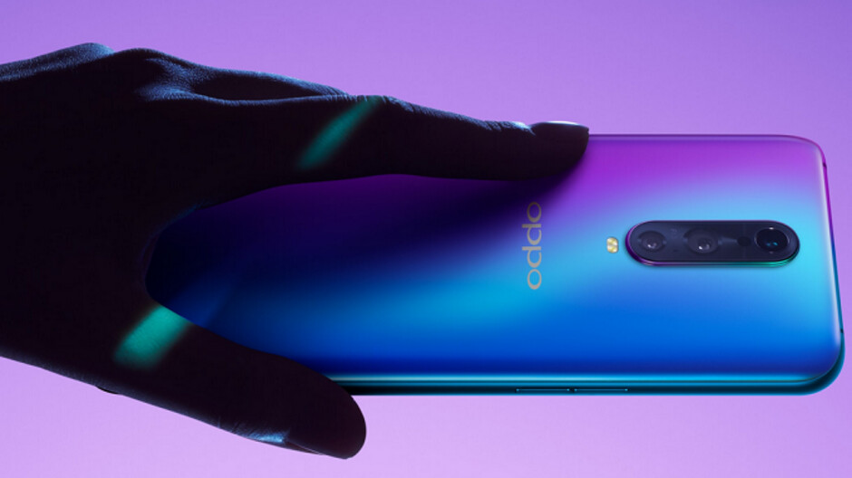 Oppo R17 Pro is introduced with two batteries, three rear cameras and one waterdrop notch