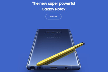 The Note 9 is released on US carriers, we tracked the best deals and prices