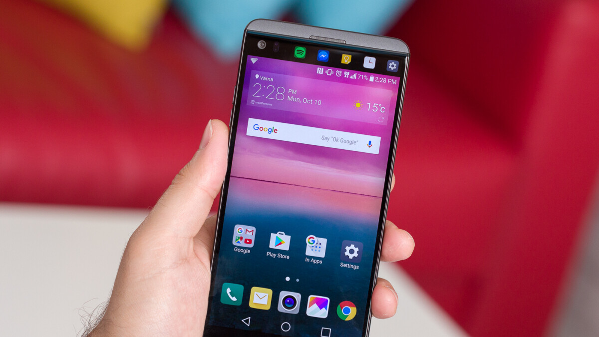 AT&T starts rolling out Android 8.0 Oreo for LG V20