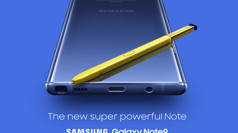 323419c5903 Save up to  200 on the Samsung Galaxy Note 9 from Best Buy with qualified  activation