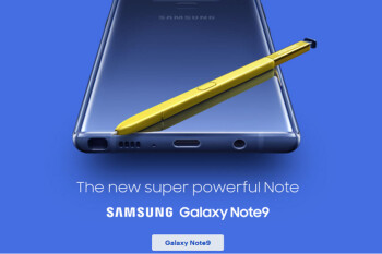 Save up to $200 on the Samsung Galaxy Note 9 from Best Buy with qualified activation