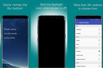 App allows Samsung Galaxy Note 9 users to remap the Bixby button