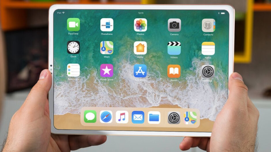 Bloomberg: Apple has been working on a larger Apple Watch and iPad Pro models with gesture control