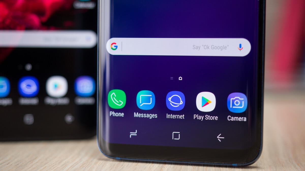 All three Samsung Galaxy S10 models may get in-display fingerprint sensors