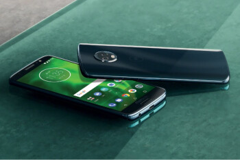 Unlocked Motorola Moto G6 now comes with free case and screen protector (a $39.98 value)